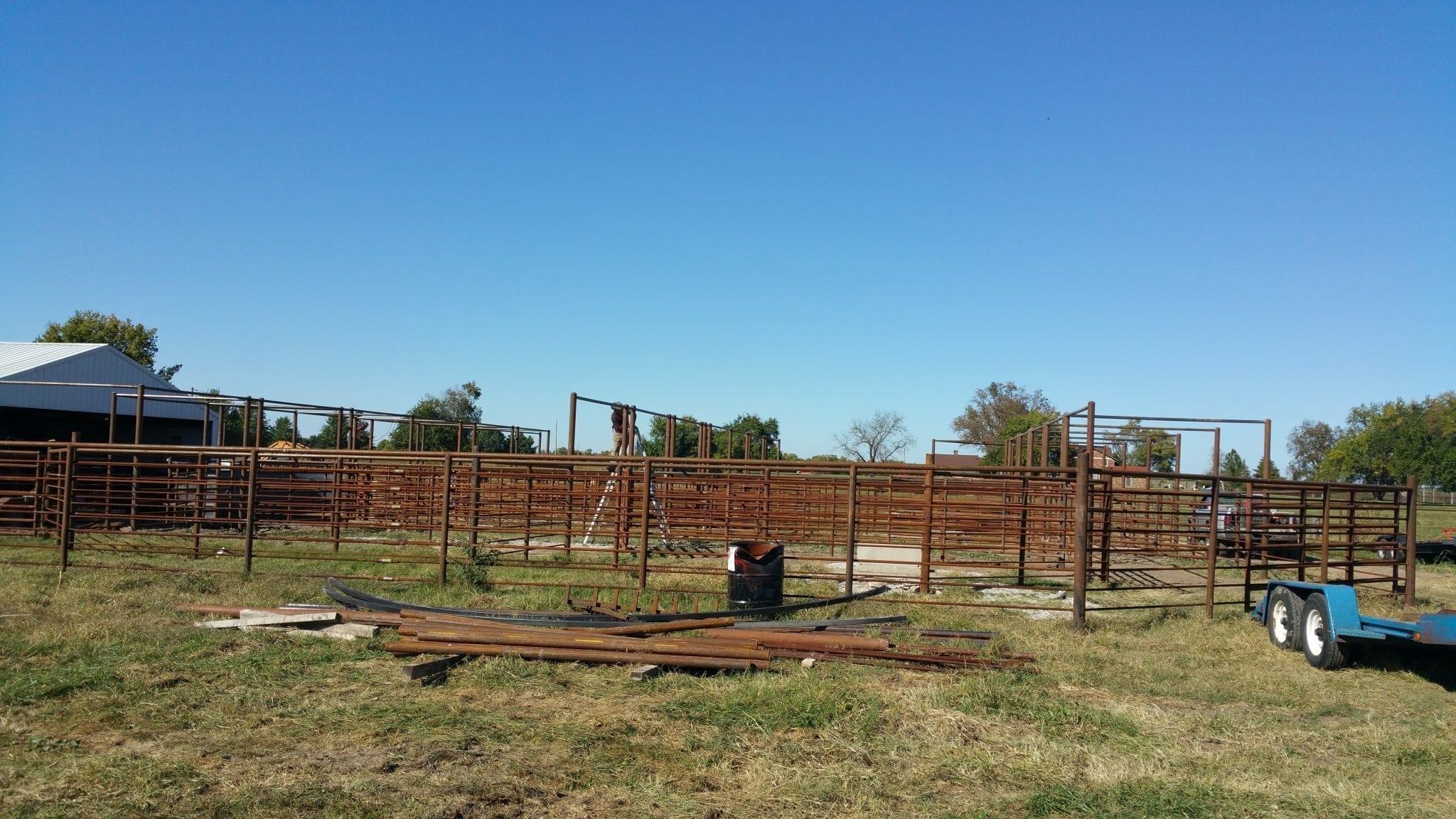 Fence Materials Superior Steel