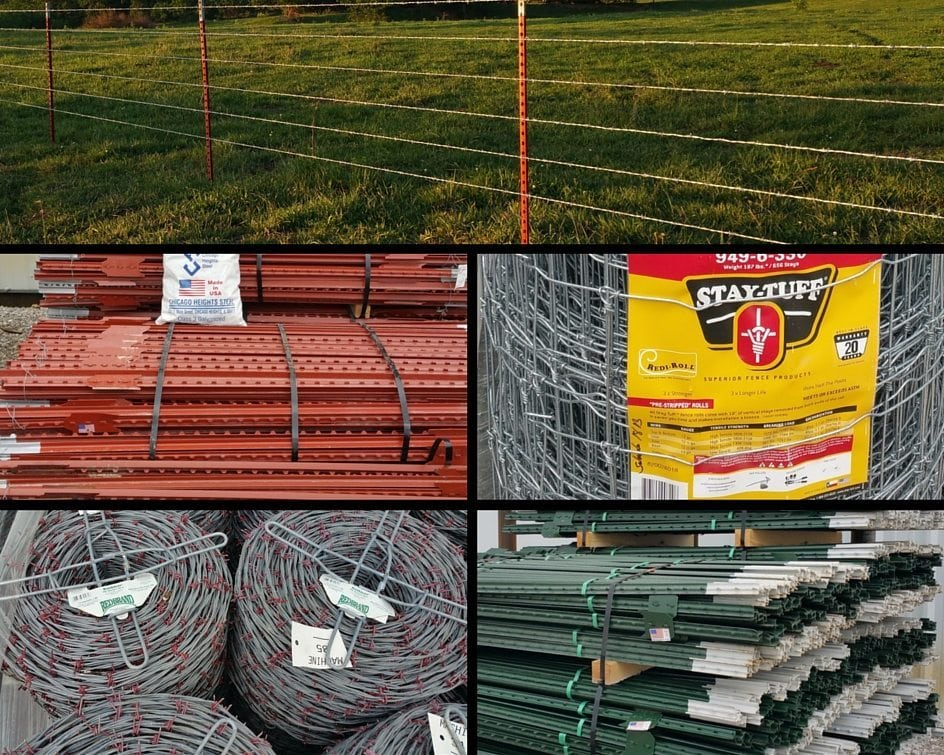 Fence Materials Superior Steel