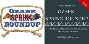 Ozark Spring Roundup